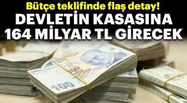 Devletin Kasasına ÖTV' Den Tam 164 Milyar Girecek