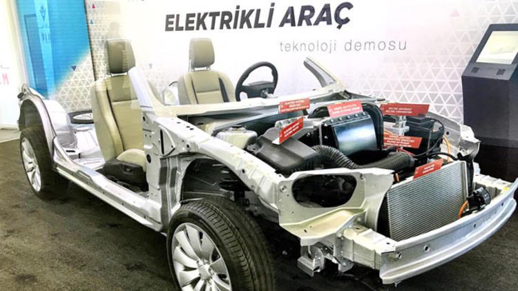 Hibrit motor