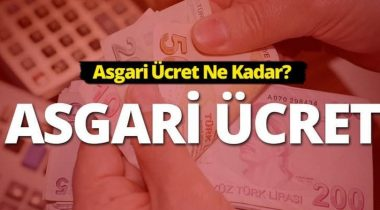 2019 Asgari Ücret Zammı İçin Türk-İş' den Açıklamalar