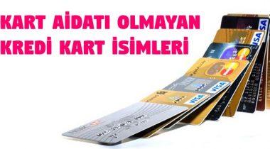 Aidatsız Kredi Kartı Alabileceğiniz Bankalar