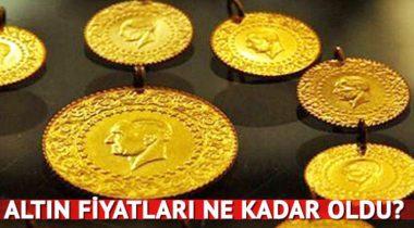 Altın Bugün Yükseldi! Son Dakika Altın Fiyatları