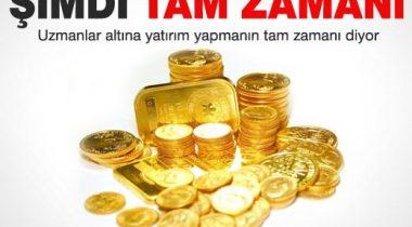 Altın Yatırımcıları İçin En Uygun Zaman! Güncel Altın Fiyatları