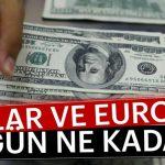 dolar ve euro