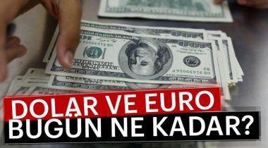 Dolar ve Euro'da Son Dakika Haberleri
