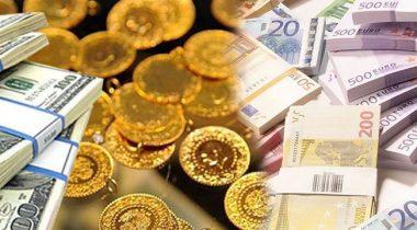 Euro- Dolar ve Altında Sert Düşüş