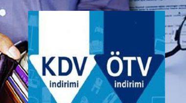 Yıl Sonuna Kadar ÖTV-KDV İndirimi Geliyor