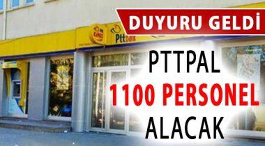 PTT 1100 Personel Alımı Yapacak