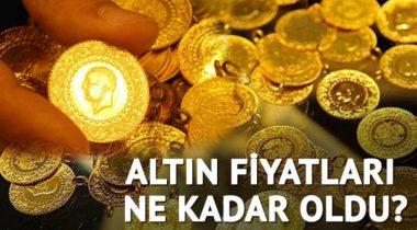 Son Dakika Altın Fiyatları