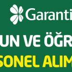 GARANTİ PERSONEL