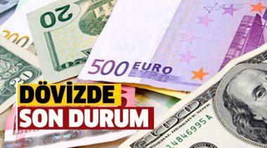 Dolar-Euro-Sterlin! Güncel Döviz Fiyatları