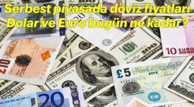 EURO-Dolar-Sterlin Son Dakika Fiyatları