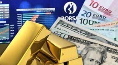 Euro-Dolar- Altın ve Borsa