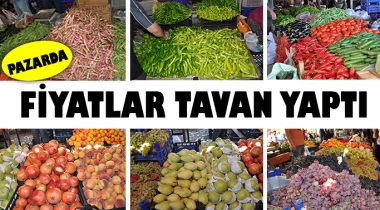 Enflasyon Tavan Yaptı! Gıda Fiyatları Uçuyor