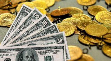 Dolar-Euro-Sterlin ve Güncel Altın Fiyatları