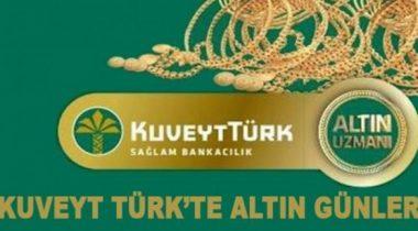 Kuveyt Türk 2019 Yılı Altın Hesabı