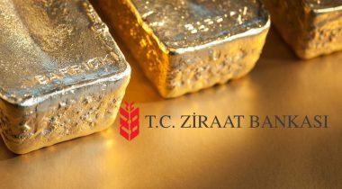 T.C. Ziraat Bankası Altın Hesabı Açmak 2019