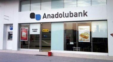 Anadolubank İletişim Hattı 0850 222 55 50