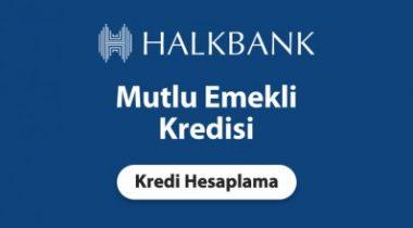 Halkbank Emekliye İhtiyaç Kredisi uygun mu ?