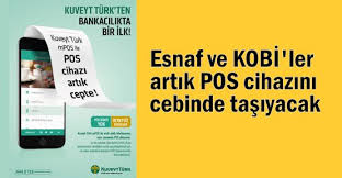 Kuveyt Türk Cebim Pos Nedir?