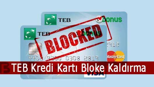 TEB-Kredi-Karti-Bloke-Kaldirma