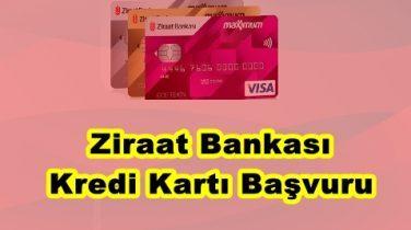 Ziraat Bankası Kredi Kartı Başvurusu 2020 Aidatsız Öğrenci Kredi Kartı