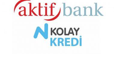 Aktif Bank N Kolay Kredi Kampanyası