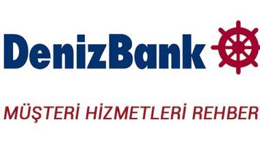 Denizbank Müşteri Hizmetleri 0850 222 0 800