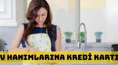 Çalışmayan Ev Hanımlarına Kredi Verilir Mi?