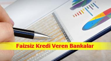 Faizsiz İhtiyaç Kredisi Veren Banka Var mı?
