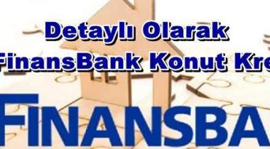 Finansbank Yüzde 100 Taksitli Konut Kredisi!