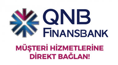 QNB Finasbank Müşteri Hizmetleri 0850 222 0 900