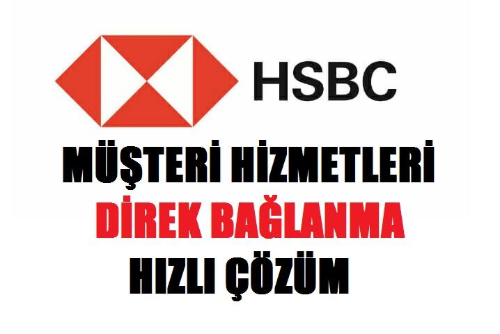 hsbc-musteri-hizmetleri