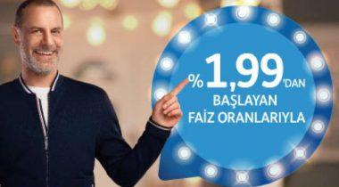 ING Bank Uygun Faizli İhtiyaç Kredisi Kampanyası!