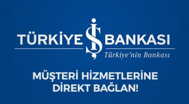İş Bankası Müşteri Hizmetleri 444 02 02