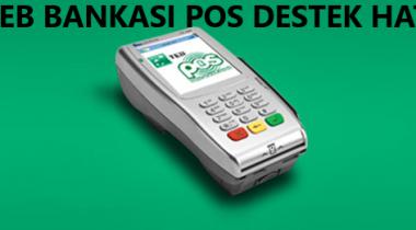 TEB Bankası Pos Destek Hattı