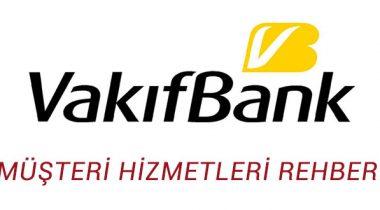 Vakıfbank Müşteri Hizmetleri 0850 222 0 724
