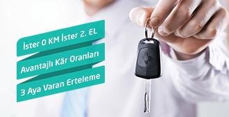 Türkiye Finans Katılım Bankası Taşıt Finansmanı kampanyası