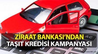 Ziraat Bankası Taşıt Kredisi Kampanyası 2019