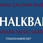 Halkbank çalışma saatleri