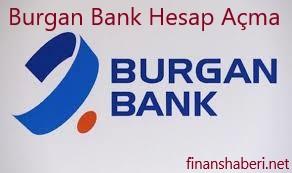 Burgan Bank Hesap Açma