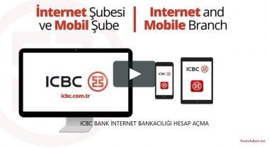 ICBC Bank İnternet Bankacılığı