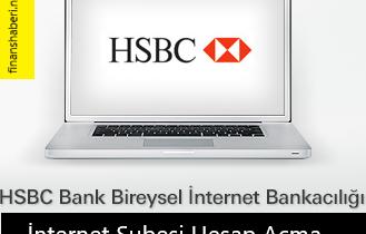 HSBC Bank İnternet Bankacılığı