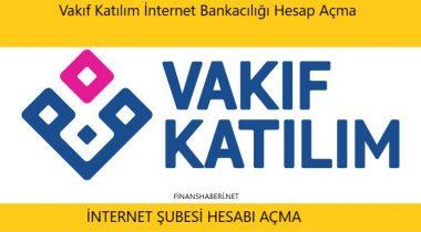 Vakıf Katılım İnternet Bankacılığı