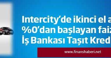 İş Bankası Taşıt Kredisi Kampanyası