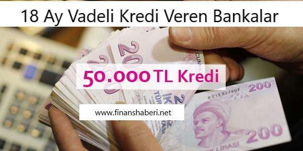 50-000-tl-kredi-veren-bankalar