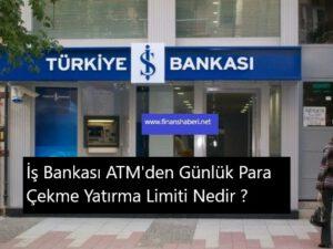 İş Bankası ATM