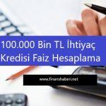 100.000-TL.-İhtiyaç-Kredisi-Faiz-Oranları-Hesaplaması