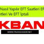 Akbank-EFT-İşlem-Saatleri