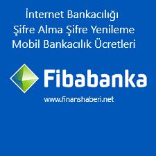Fibabanka Şifre