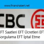 ICBC EFT